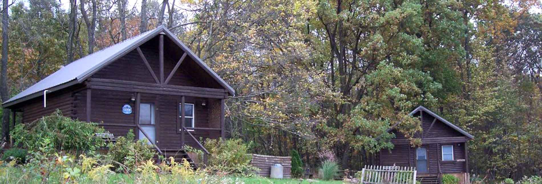 Sunset Ridge Log Cabins For Romantic Getaways In Ohio